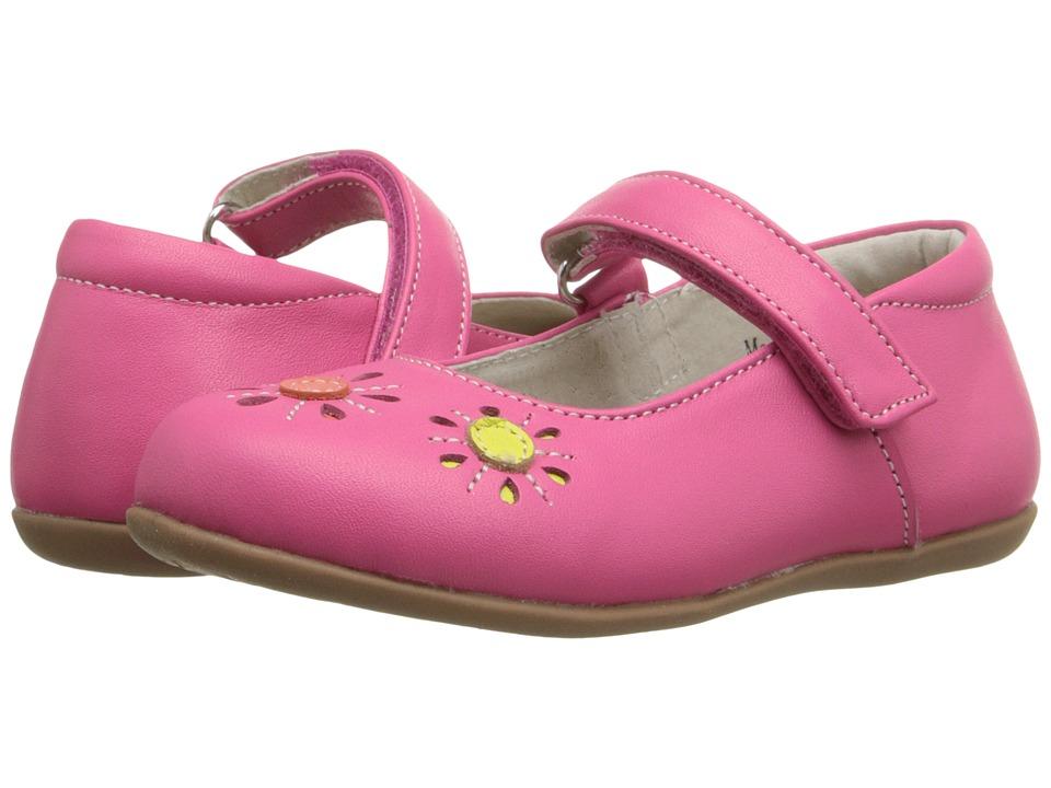 See Kai Run Kids Rosie Toddler/Little Kid Hot Pink Girls Shoes