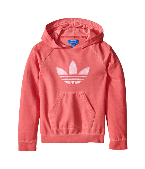 adidas Originals Kids J Tery Hoodie (Toddler/Little Kids/Big Kids)