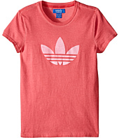adidas Originals Kids - J Tery Tee (Toddler/Little Kids/Big Kids)