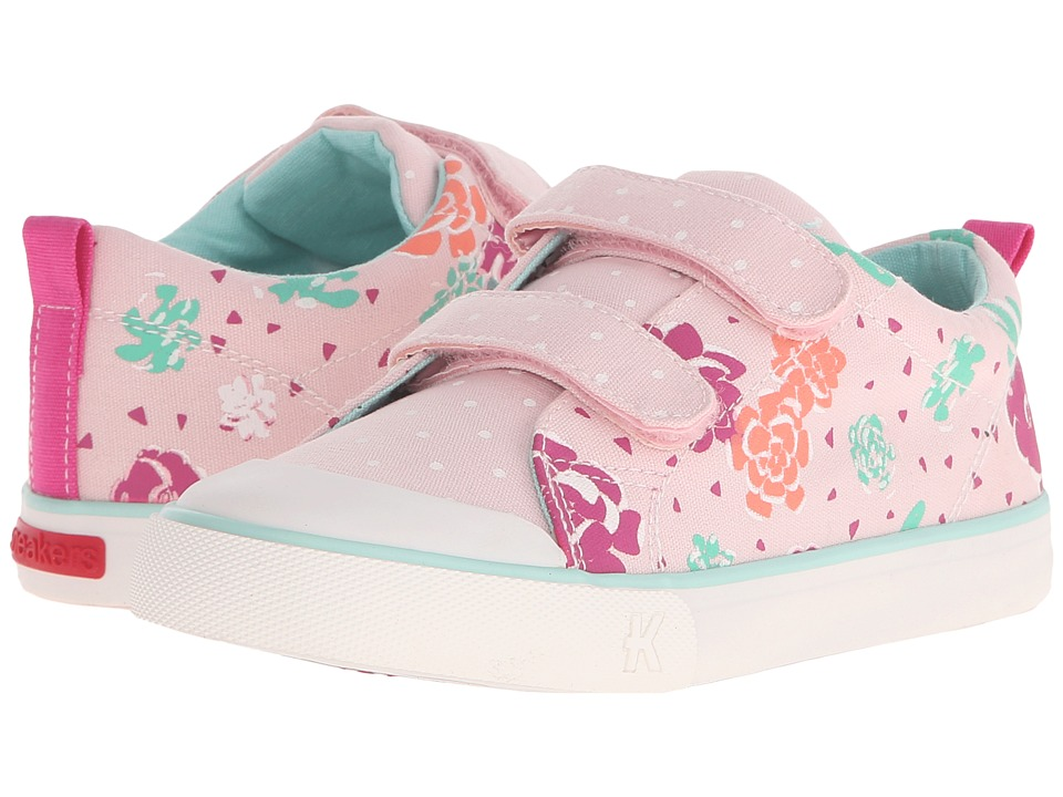 See Kai Run Kids Hollis Toddler/Little Kid Pink Girls Shoes