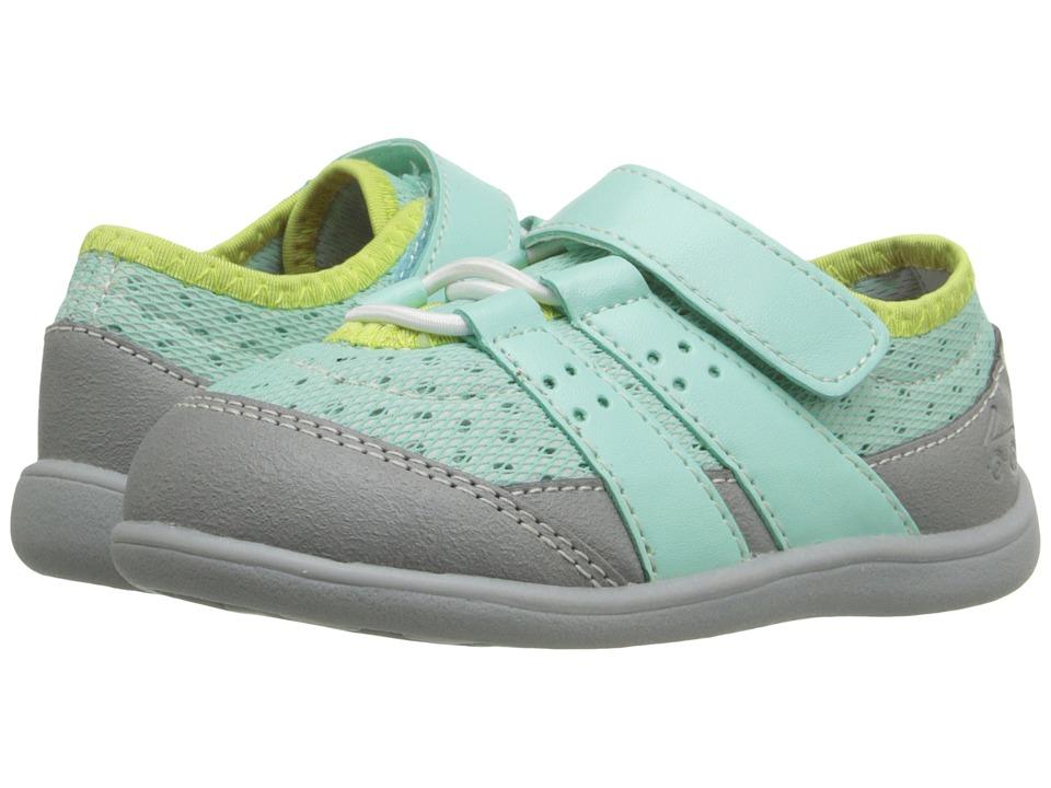 See Kai Run Kids Rainier Toddler Mint Girls Shoes