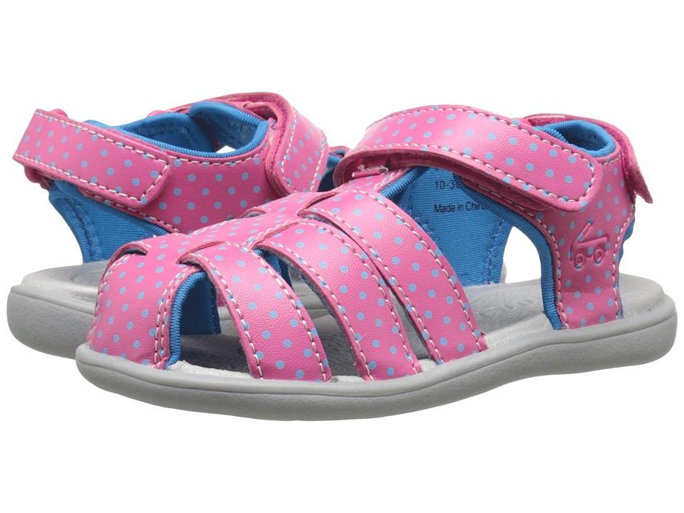 See Kai Run Kids Paley Toddler Hot Pink Girls Shoes