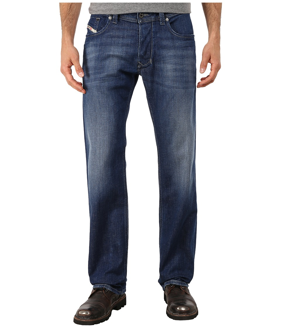 Diesel Larkee Trousers in Denim 836X Denim Mens Jeans