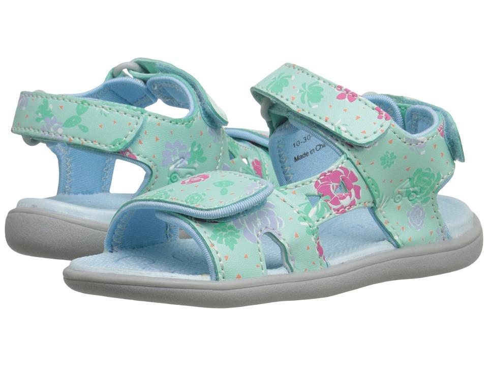 See Kai Run Kids Makena Toddler Mint Girls Shoes