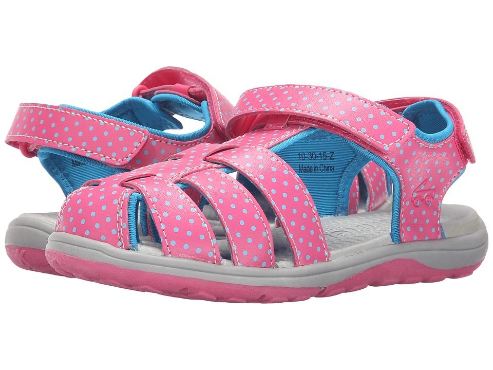 See Kai Run Kids Hartford Toddler/Little Kid Hot Pink Girls Shoes