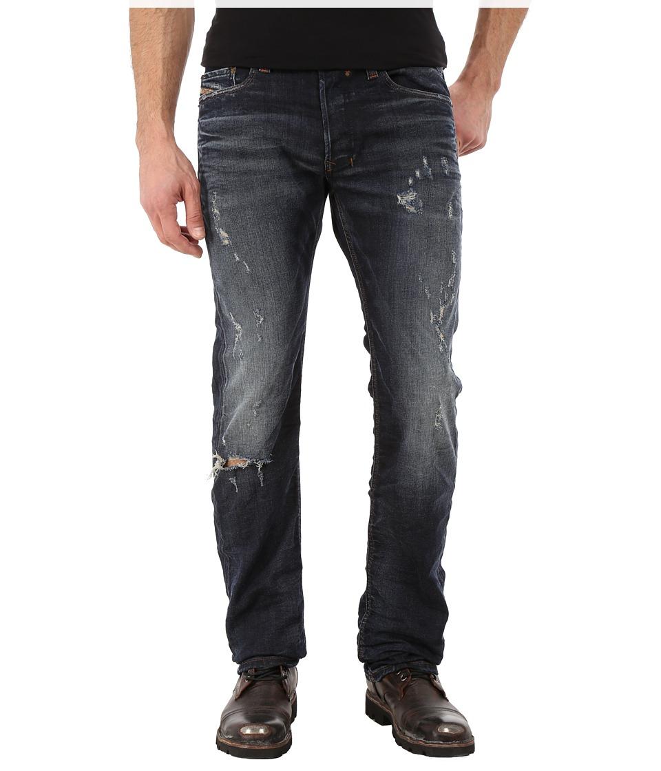 Diesel Safado Trousers in Denim 844T Denim Mens Jeans