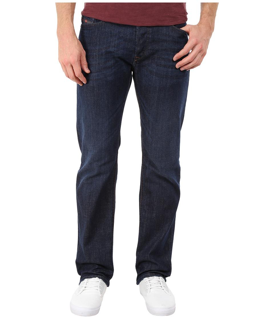 Diesel Waykee Trousers in Denim 845B Denim Mens Jeans