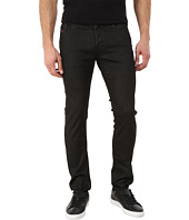 Diesel - Sleenker Trousers in Black/Denim 663Q