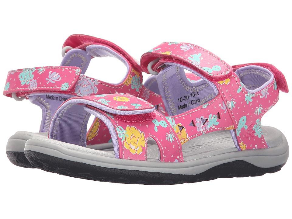 See Kai Run Kids Arcadia Toddler/Little Kid Hot Pink Girls Shoes