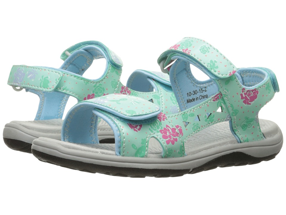See Kai Run Kids Arcadia Toddler/Little Kid Mint Girls Shoes