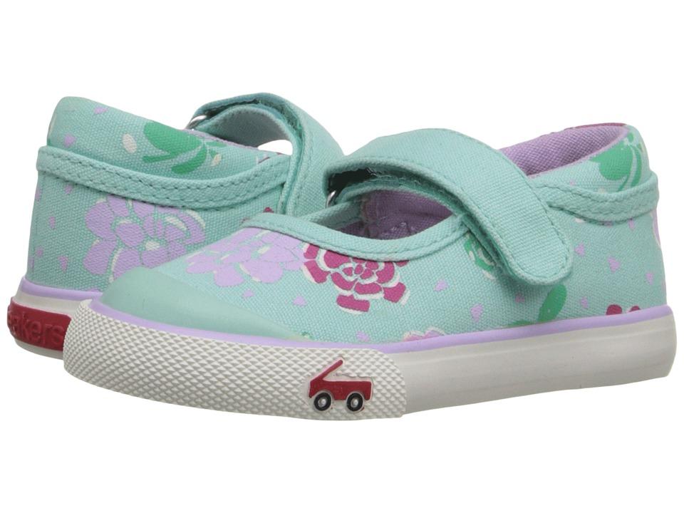 See Kai Run Kids Marie Toddler Mint Girls Shoes