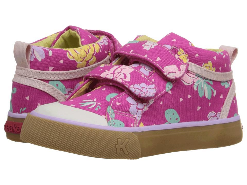 See Kai Run Kids Roxy Toddler/Little Kid Hot Pink Girls Shoes