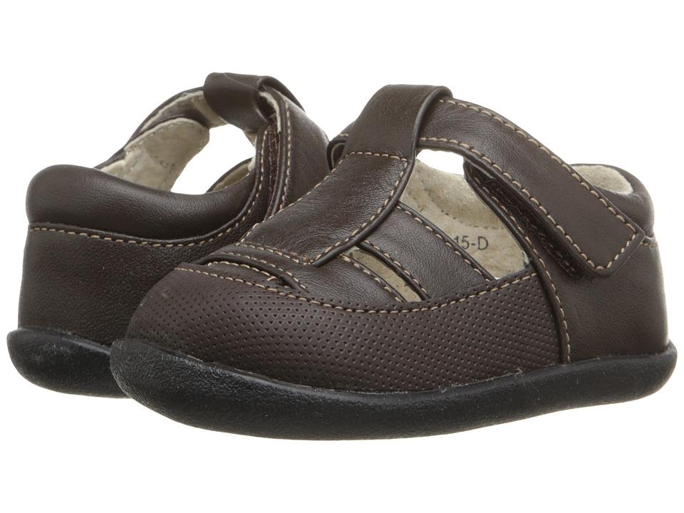 See Kai Run Kids Patrick II Infant/Toddler Brown Boys Shoes
