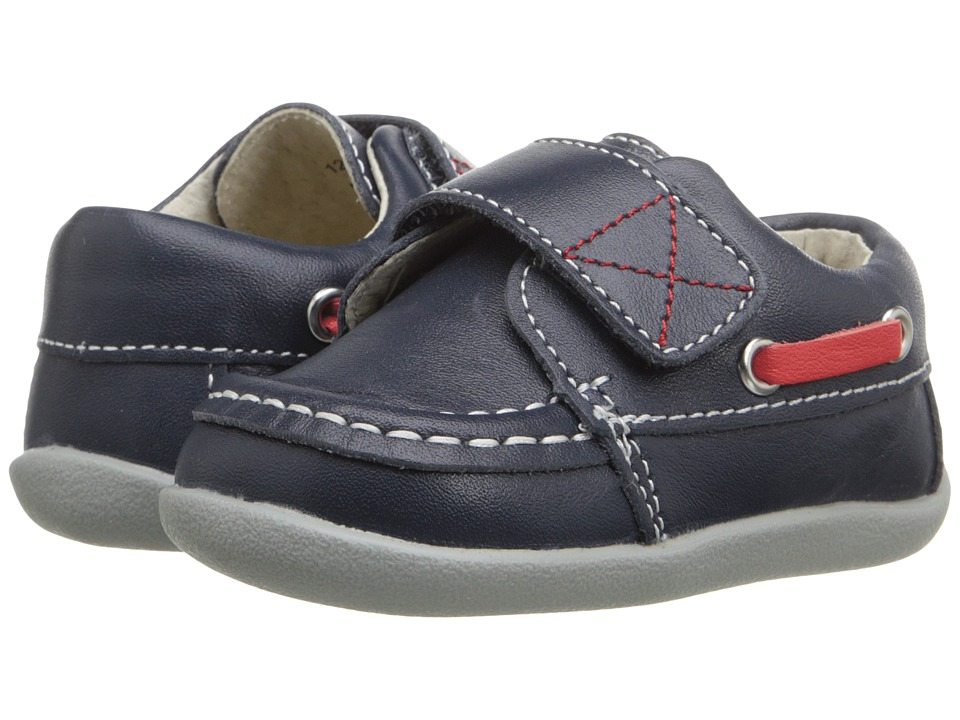 See Kai Run Kids Arthur Infant/Toddler Blue Boys Shoes
