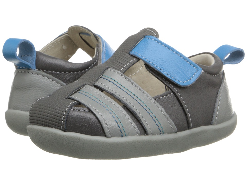 See Kai Run Kids Caleb Infant/Toddler Gray Boys Shoes