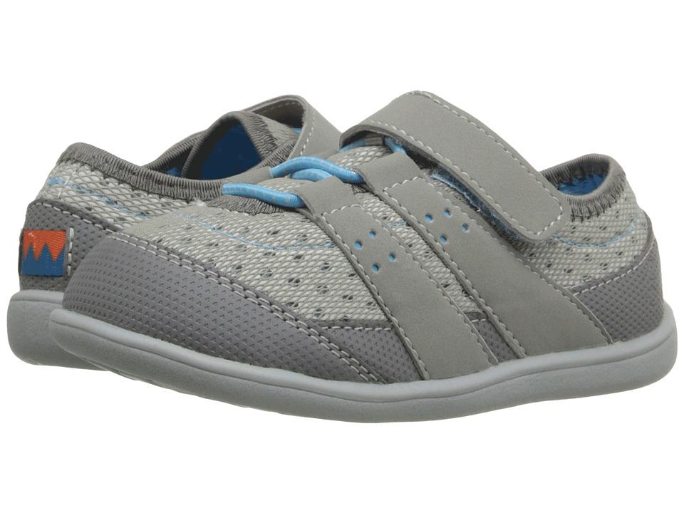 See Kai Run Kids Rainier Toddler Gray Boys Shoes