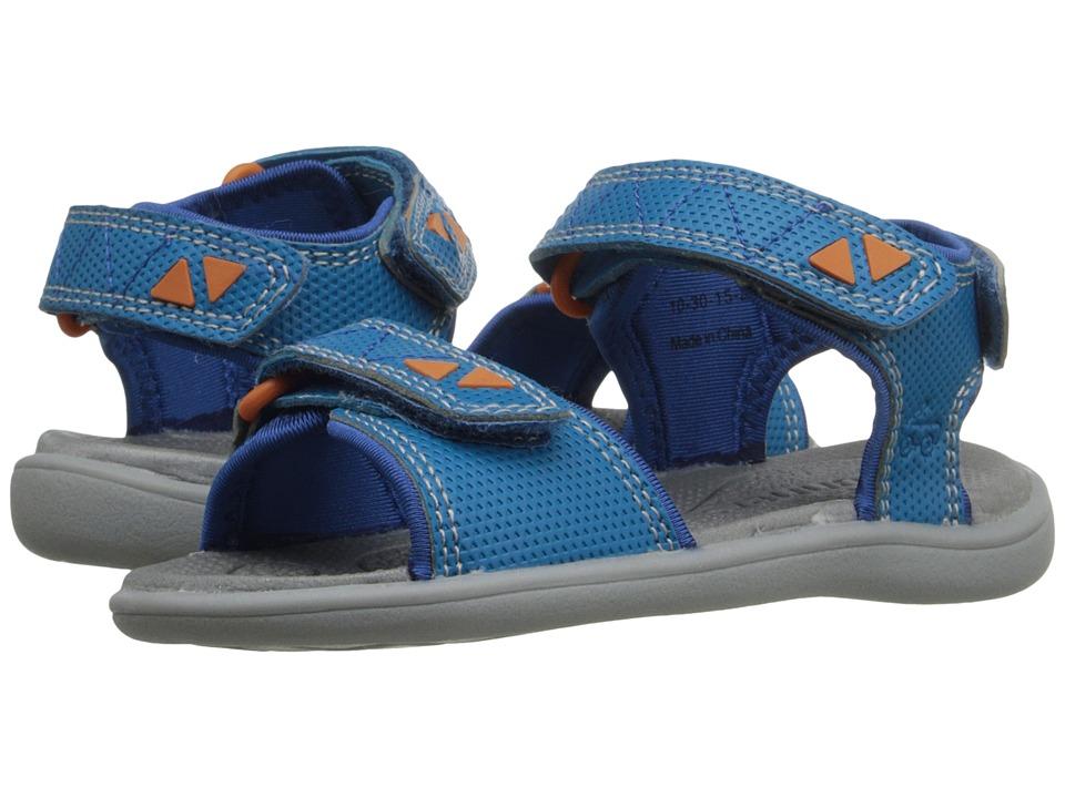 See Kai Run Kids Jetty Toddler Blue Boys Shoes