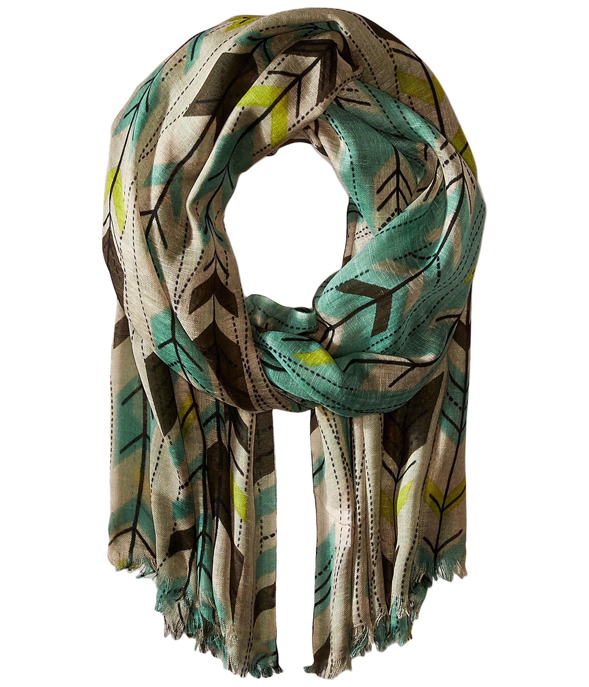 pistil celeste scarf jade zappos free shipping both ways