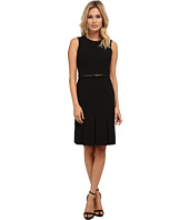 Calvin Klein - Sleeveless Fit & Flare Dress