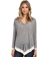 Splendid - Cozy Melange Tunic