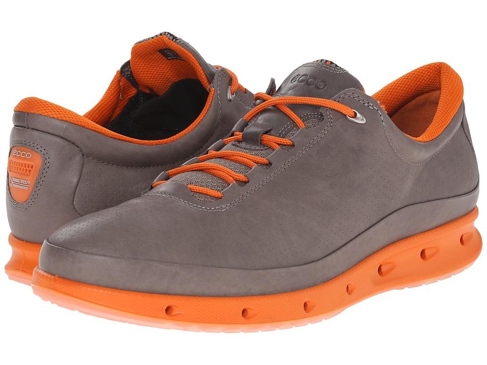 ECCO Sport - ECCO Cool (Warm Grey/Orange) Men