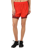 Nike - 2-in-1 Tempo Print Compression Short