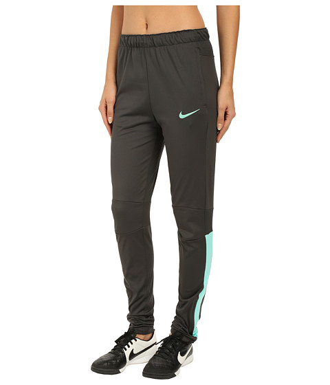 Awesome Nike USA Women39s Squad Tech Soccer Pants With Zippers Black Volt X