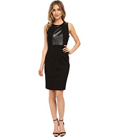 Adrianna Papell - Scoop Neck Bodycon Dress