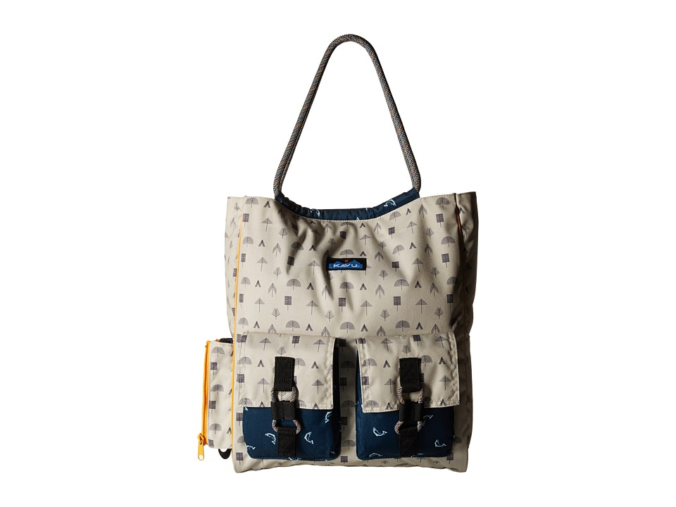 KAVU - Scout Tote (Campground) Tote Handbags