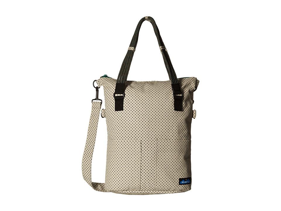KAVU - Foothill Tote (Urban Dots) Tote Handbags