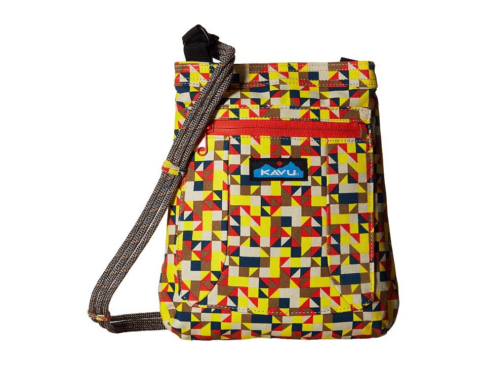 KAVU - Keepalong (Desert Quilt) Bags