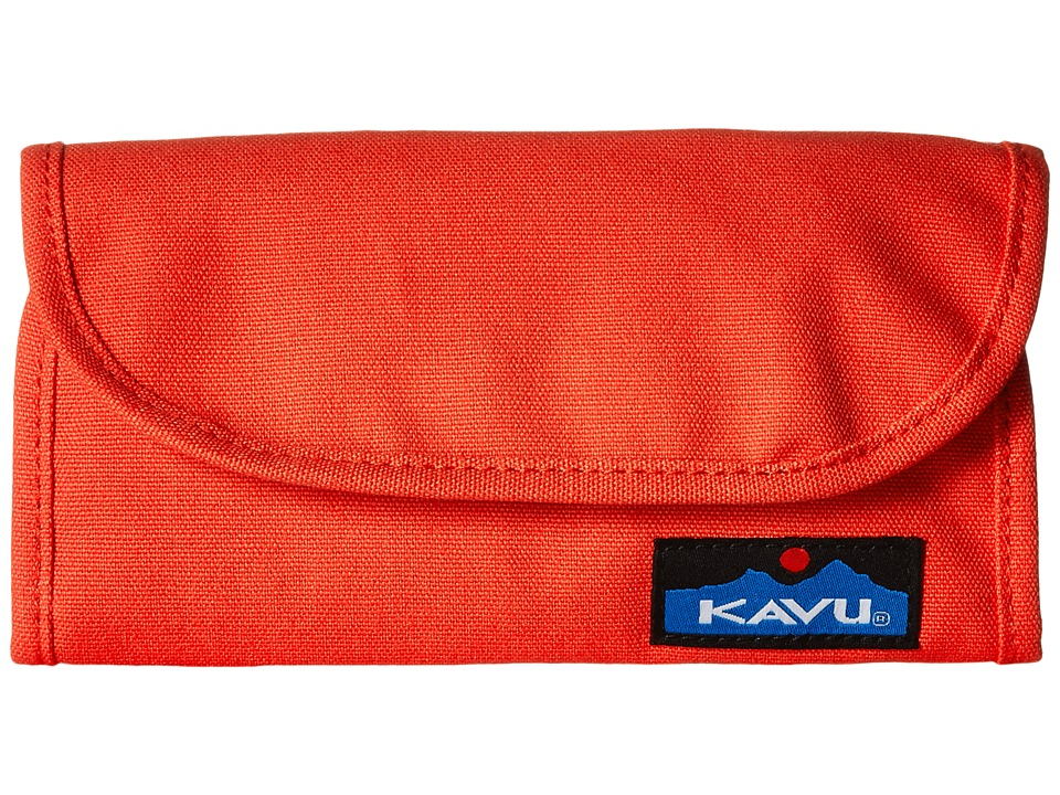 KAVU - Big Spender (Firewater) Wallet Handbags