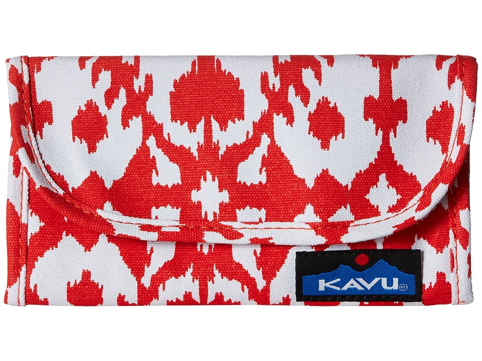 KAVU - Big Spender (Hot Blot) Wallet Handbags
