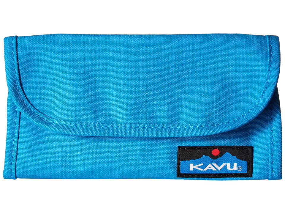 KAVU - Big Spender (River Blue) Wallet Handbags