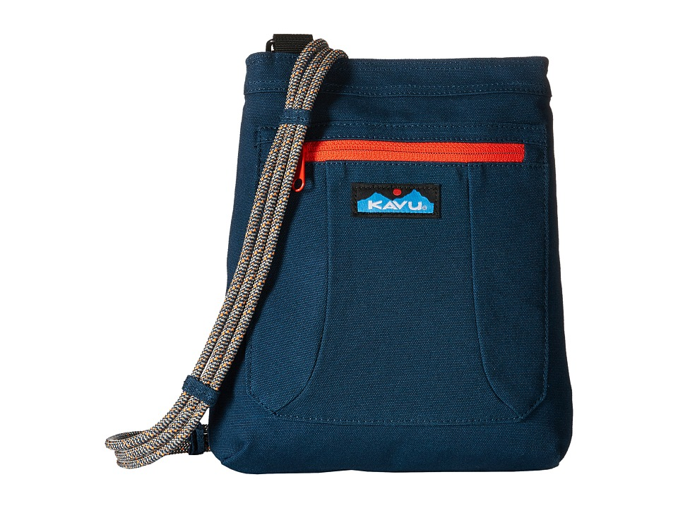 KAVU - Keepalong (Navy) Bags