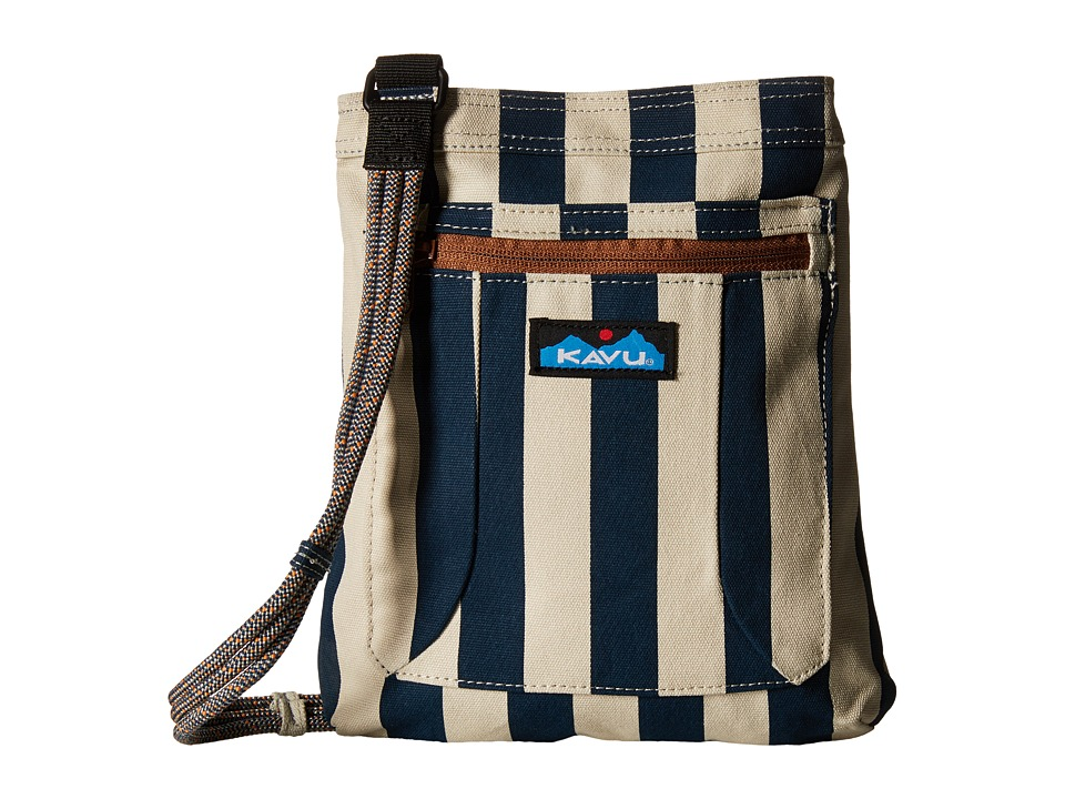 KAVU - Keepalong (Nautical Stripe) Bags