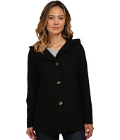 Anne Klein - Hooded S/B Wool