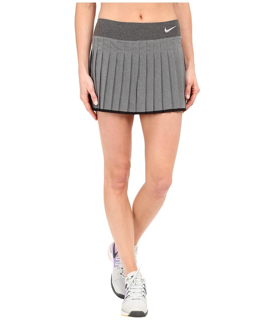 Nike Victory Skirt Anthracite/Heather/White Womens Skort