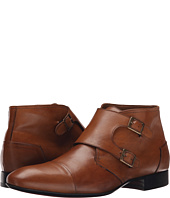 Massimo Matteo - Double Monk Cap Toe Boot