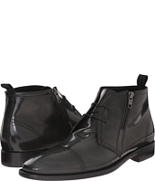 Massimo Matteo - Side Zip Lace Up Boot