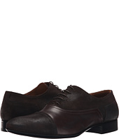 Massimo Matteo - Suede/Leather Cap Toe
