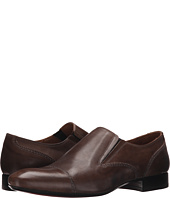 Massimo Matteo - Cap Toe Slip-On with Gore