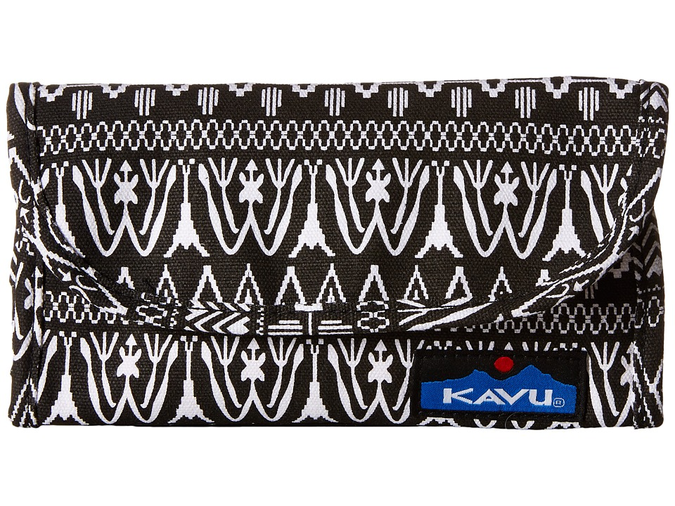 KAVU - Big Spender (Knitty Gritty 1) Wallet Handbags