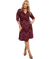 Kiyonna - All Work and Play Wrap Dress