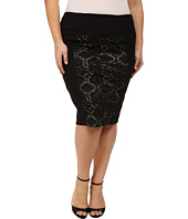 Kiyonna - Boucle Pencil Skirt