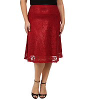 Kiyonna - Shimmer Circle Skirt