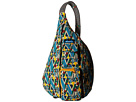 KAVU Rope Bag (Woodland Art)
