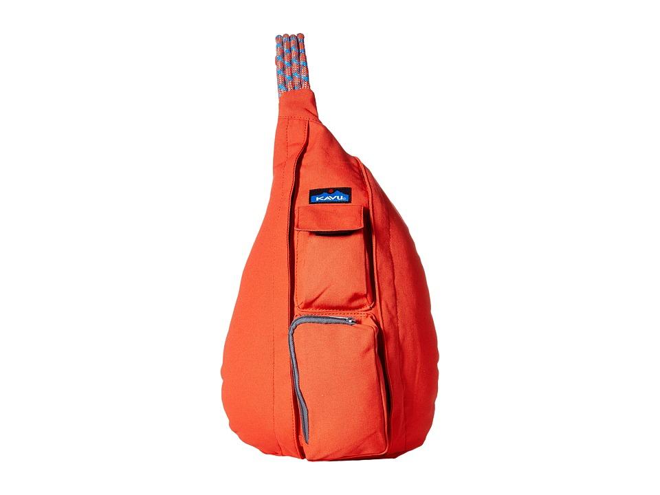 KAVU Rope Bag Firewater Backpack Bags