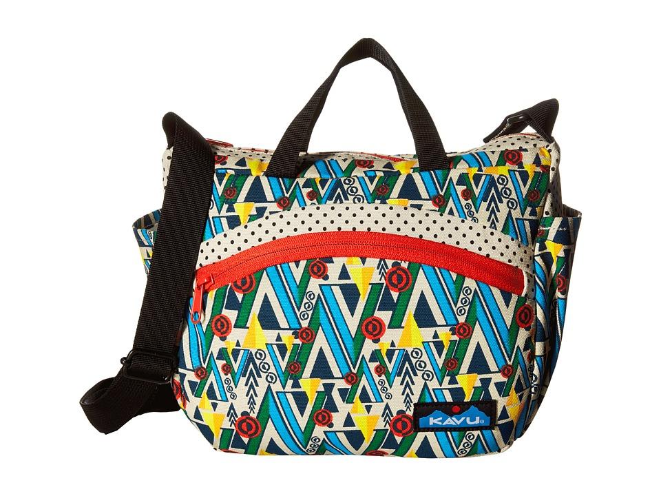 KAVU Bagaroo Woodland Art Bags