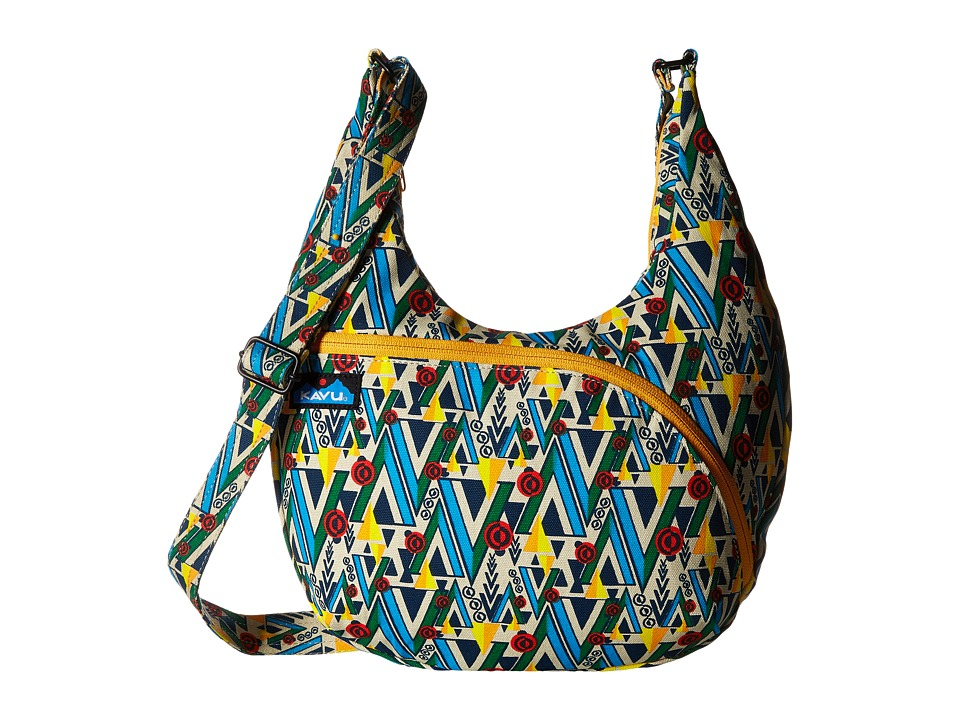 KAVU - Sydney Satchel (Woodland Art) Satchel Handbags